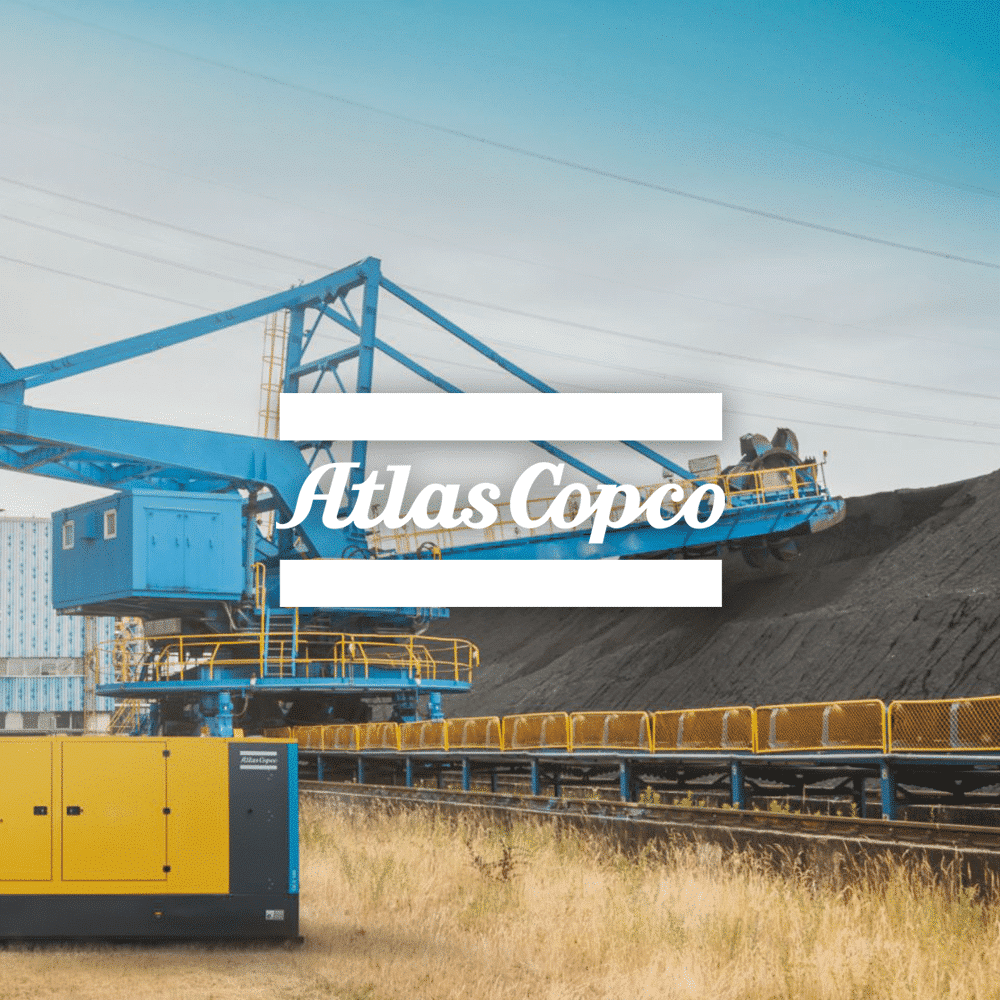 Atlas Copco – Global roll-out of Marketing Automation
