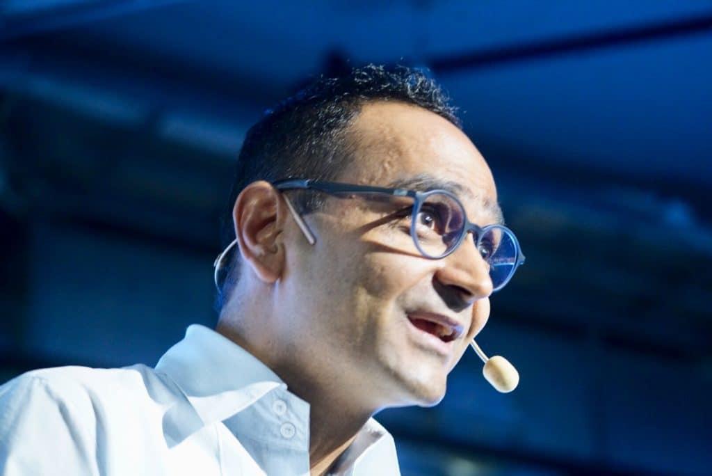 Avinash Kaushik at Avaus Expert Talks 2019