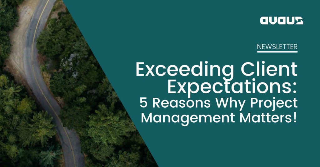 5 Reasons Why Project Management Matters